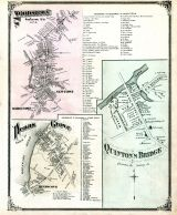 Woodstown, Penns Grove, Quinton`s Bridge, Salem and Gloucester Counties 1876